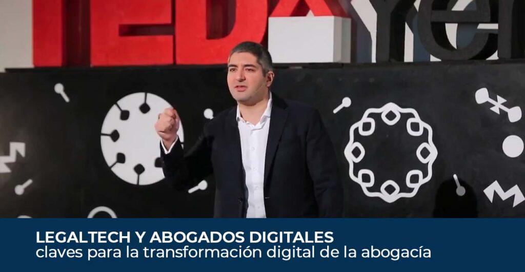 Legaltech y abogados digitales
